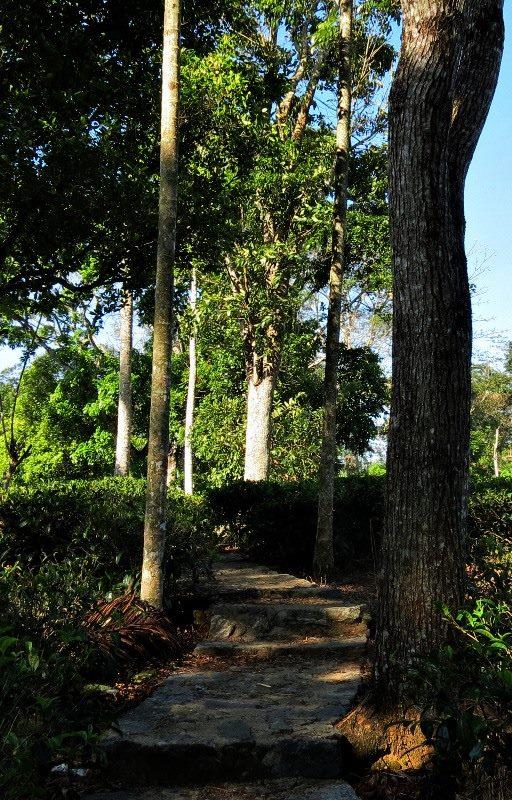 Path to Balana Fort
