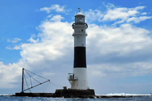 Little Basses Reef lighthouse