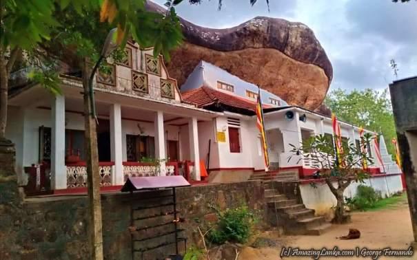 Kele Dambulla Rajamaha Viharaya - කැලේ දඹුල්ල රජමහා විහාරය