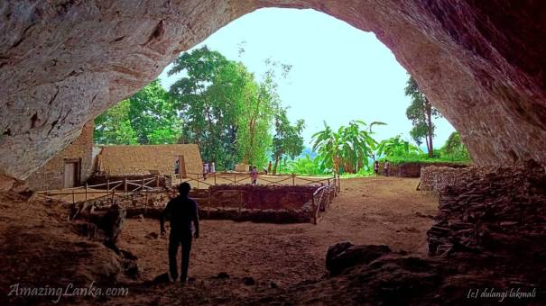 Pahiyangala (Fa-Hien) Caves - පාහියන්ගල