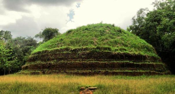 Ramakele Stupa at Sigiriya