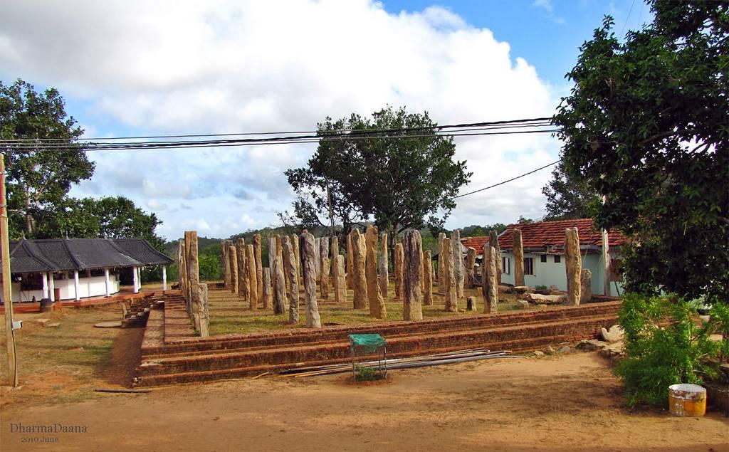 Ruins of Sithulpawwa Viharaya
