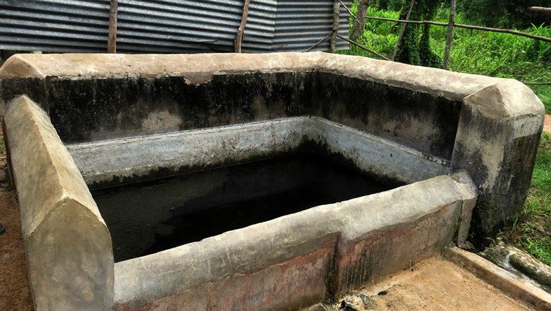 Gomarankawala Rangiri Ulpotha Hot Springs