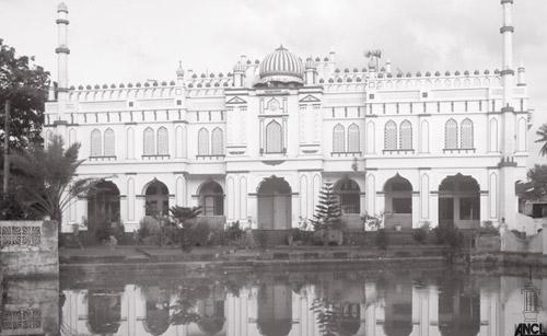 Masjidul Abrar Jumma mosque of Beruwala