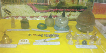 Relics discovered in Nawagala