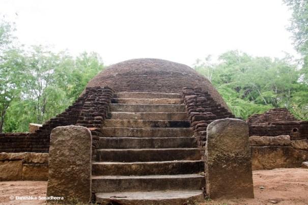 Galtemyaya Kirudiyawela Ancient Ruins