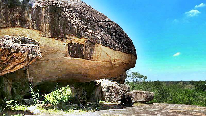 Bowattegala Monastery Ruins