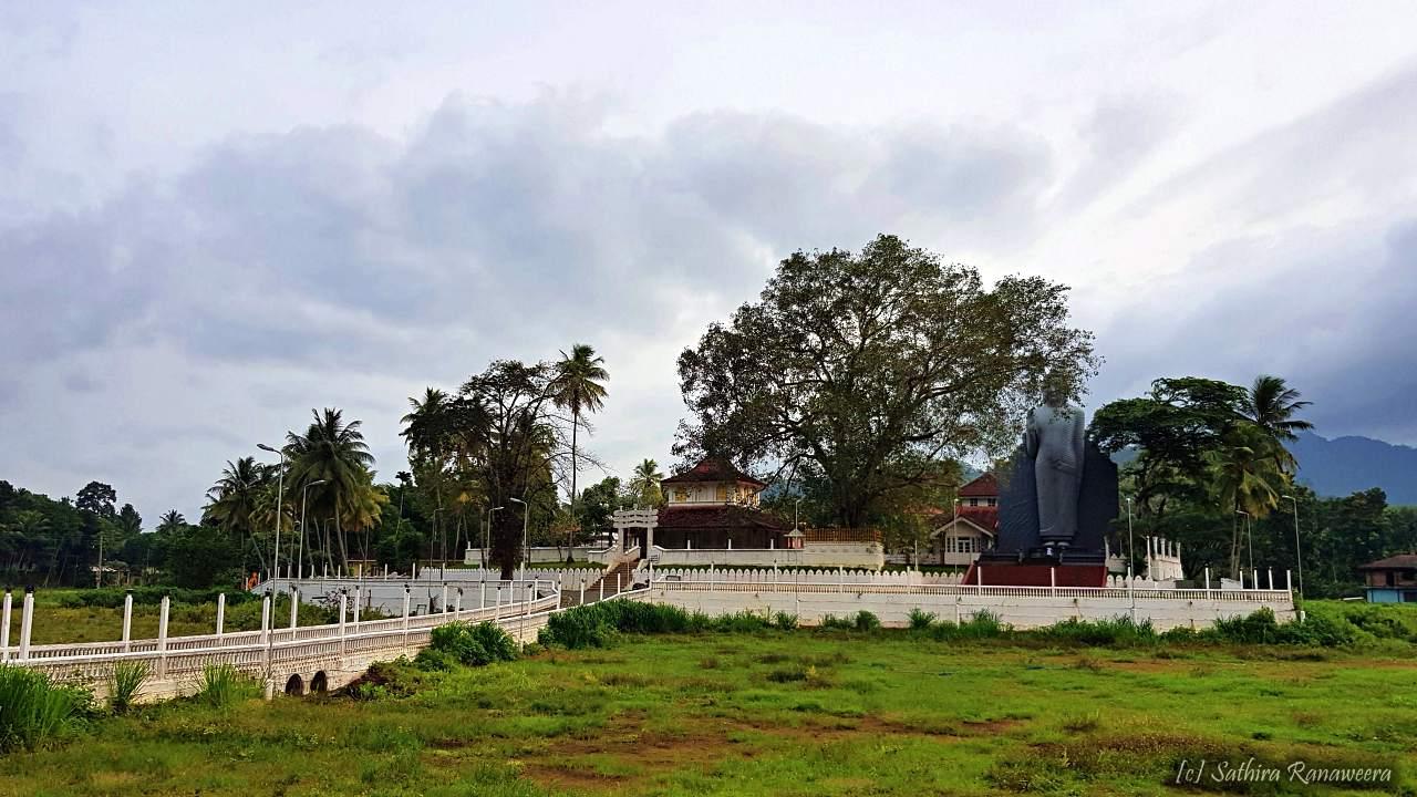 Ganegama Aramunapola Rajamaha Viharaya - ගණේගම අරමුණපොළ රජමහා විහාරය