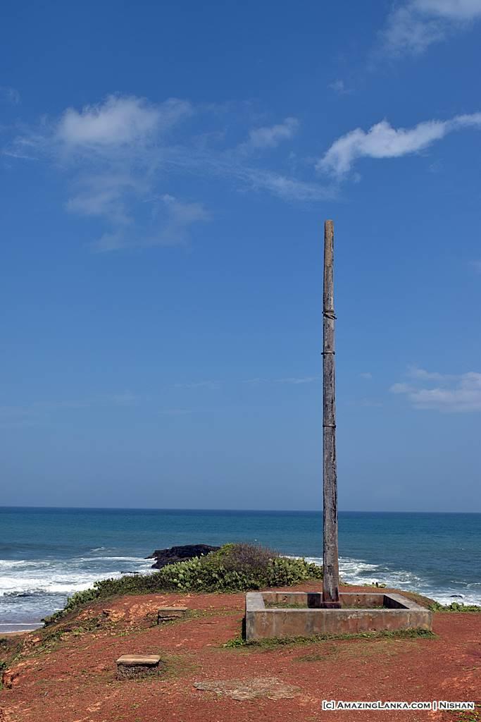 Where the British hung locals - The Gallows Tree in Hambanthota