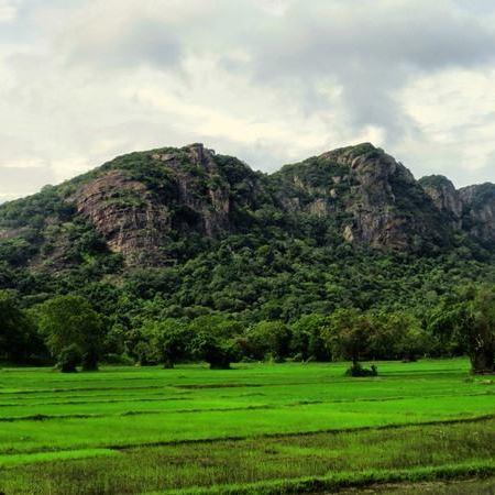 Nikawewa Mountain Range