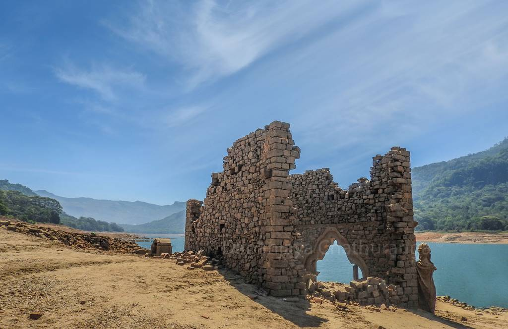 The image house of the Kadadora Temple