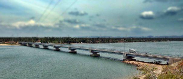 Kinniya Bridge