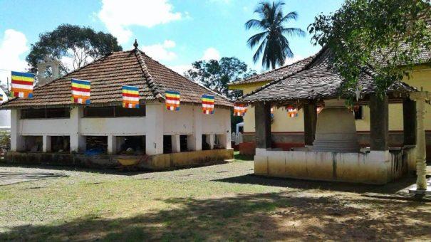 Hiripathwella Mayurawathi Sri Bodhirajarama Tampita Viharaya