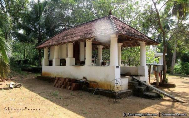 Uyanegama Sri Nagabodhi Tampita Rajamaha Viharaya
