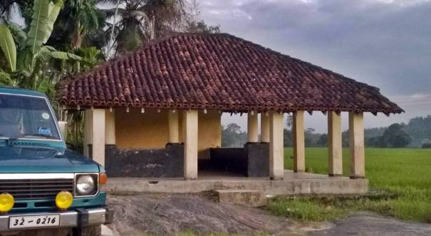 Mattagoda Ambalama in Gampaha