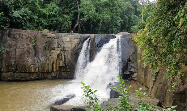 Rotumba Biso Ella Falls also known as Bidodola Ella and Bisomala Ella