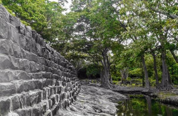 Ancient Thekkama Anicut