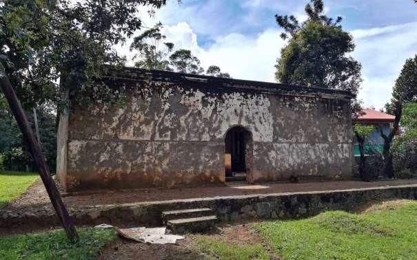 කැප්පෙටිපොළ පැරණි විල්සන් බලකොටුව - Keppetipola Wilson Fort