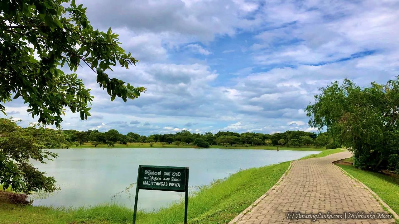 Hambantota Dry Zone Botanic Gardens - හම්බන්තොට වියළි කලාපීය උද්භිද උද්යානය