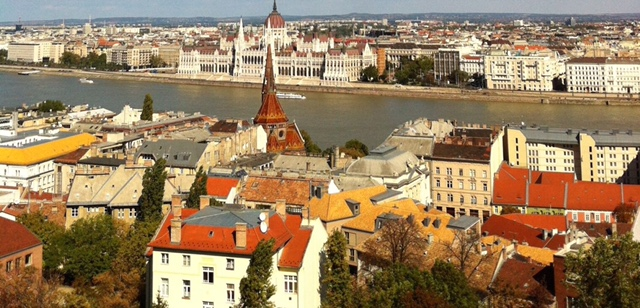 Budapest. An AmazinglyLeet city. Gothic.