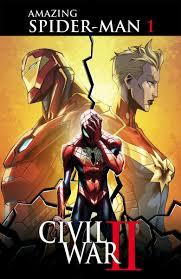 Amazing Spider-Man Civil War II #1