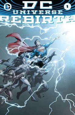 DC Rebirth #1