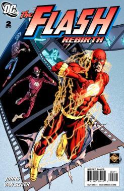 Flash Rebirth #2
