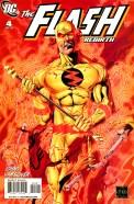 Flash Rebirth #4