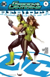 Green Lanterns Rebirth #1