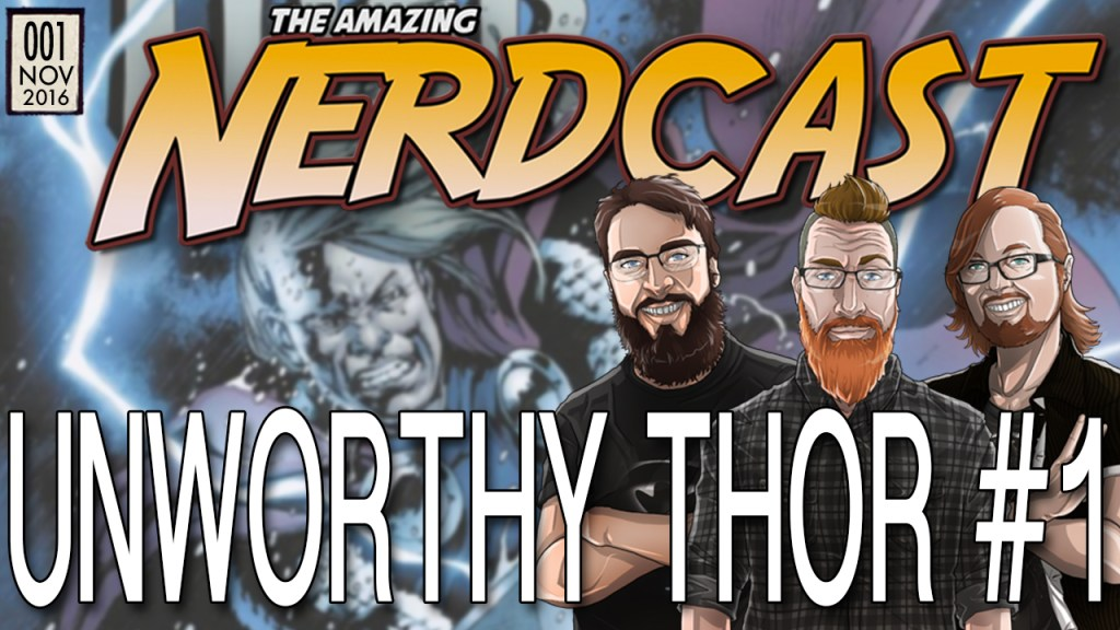 Comic Review: The Unworthy Thor #1