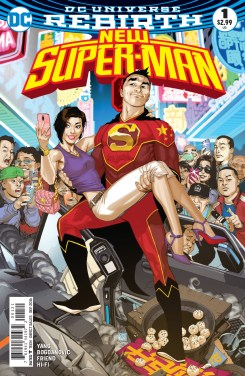 New Superman #1