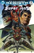 Super Sons #1 variant cover