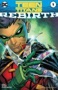 Teen Titans #1 2016 Rebirth