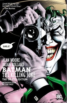 The Killing Joke Alan Moore Brian Bolland comic