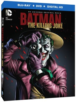 The Killing Joke animated movie