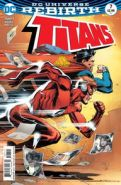 Titans #7 Manhattan rebirth