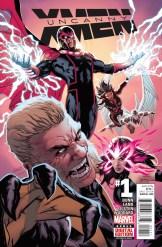 Uncanny X-Men #1 2015 Bunn