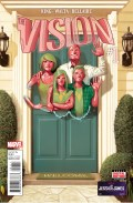 Vision (Vol 2) #1 - cover art