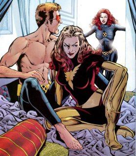X-Men Grant Morrison Jean Grey Emma Frost Cyclops