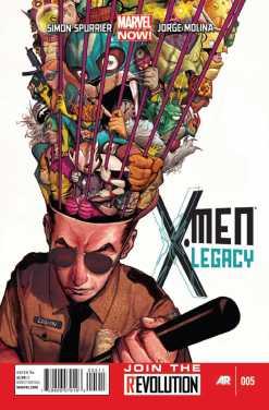 X-Men Legacy #1 (Legion)