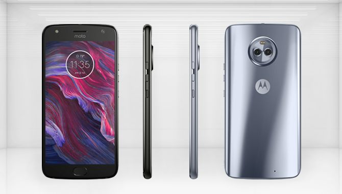 Motorola Moto X4 becomes the First Android One Smartphone by Project Fi