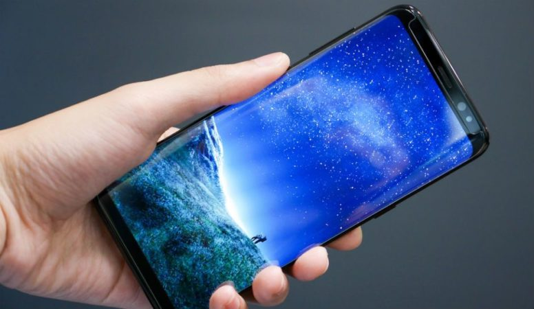 Samsung Galaxy S9 Concept Appears Like iPhone X Top 'Notch'