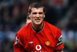 """'THEY'RE BACK!!!- """"Manchester United Are Back And Back In Style""""- Roy Keane"""