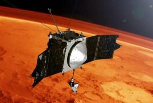 NASA Detects Massive Aurora & Radiation Spike on Mars