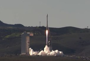 United States Spy Satellite