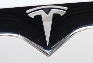 Tesla Advanced Battery Technology Car