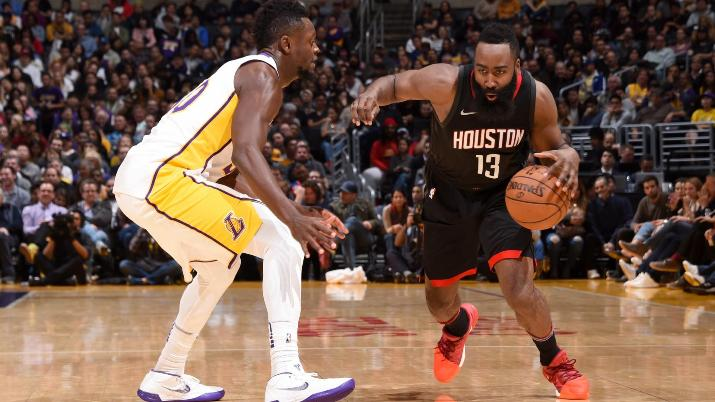 L.A. Houston Rockets and Lakers' Victory