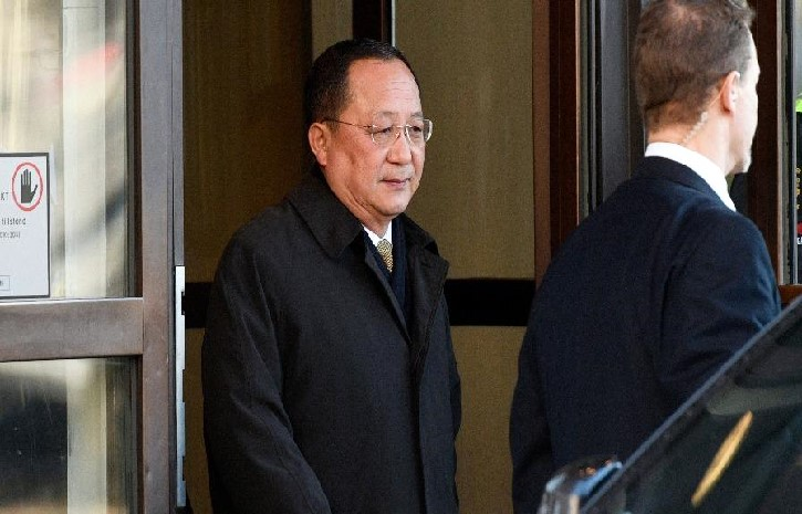 North Korea will visit Russia's Foreign Minister, accept the invitation