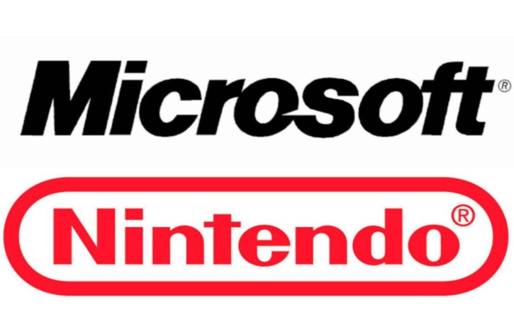 Microsoft and Nintendo