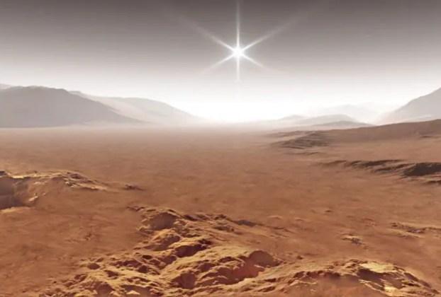 Ghost Dunes detected on Mars